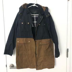 J.Crew Classic Colorblock Field Jacket